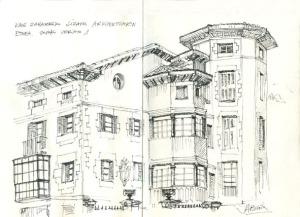 Lizaur arkitektoaren etxea