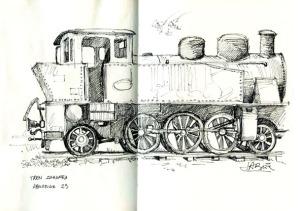 Tren zaharra