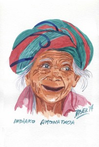 indiako amona