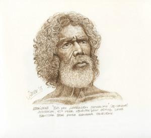 gizon aborigena