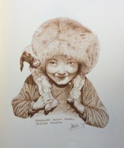 mongol mutikoa